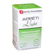 Appeti Light Forte Pharma 60 Comprimés