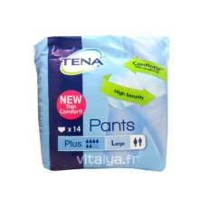 Téna Pants Plus Large