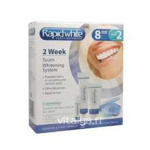 Rapid White Bright Kit Système de Blanchiment de Dents