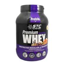 Whey Pure Premium Protein STC Nutrition 750g Vanille