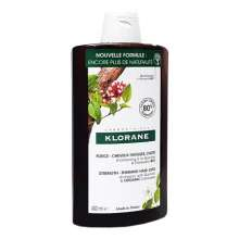 Shampooing Klorane quinine force et chute 400ml
