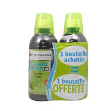 TurboDraine Minceur 45+ Forte Pharma 500ml LOT DE 2