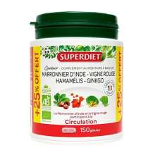 Quatuor Circulation Super Diet 200 comprimés bio
