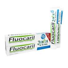 Fluocaril Junior 6-12 ans Gel Bubble LOT DE 2