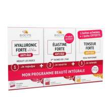 PACK BEAUTE INTEGRALE BIOCYTE