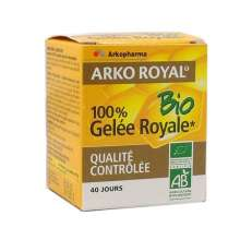 Arkoroyal 100% Gelée Royale Bio Pot 40g