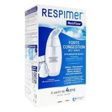 Respimer Kit d'Irrigation Nasale 1 Dispositif + 6 Sachets