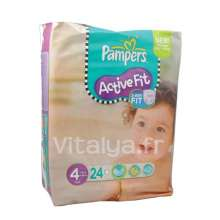 Pampers Activ Fit Taille 4