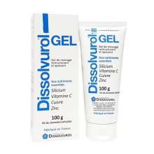 Gel Silicium Dissolvurol 100 ml