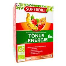 Ginseng Gel�e Royale et Guarana Bio
