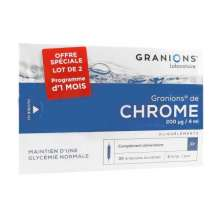 Chrome Granions LOT de 2