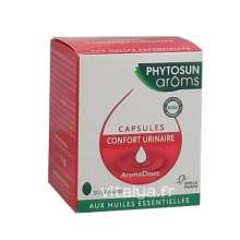Phytosun Arôms Aromadoses Confort Urinaire 30 Capsules