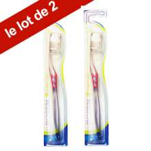 Elgydium Brosse à Dents Médium LOT DE 2