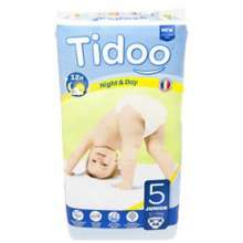 Tidoo Couches Junior 12-25 kg taille 5