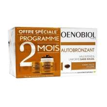 Oenobiol autobronzant lot x 2