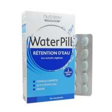 WaterPill rétention d'eau Nutreov 30 comprimés