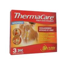 Thermacare patchs multi-zones 3 patchs